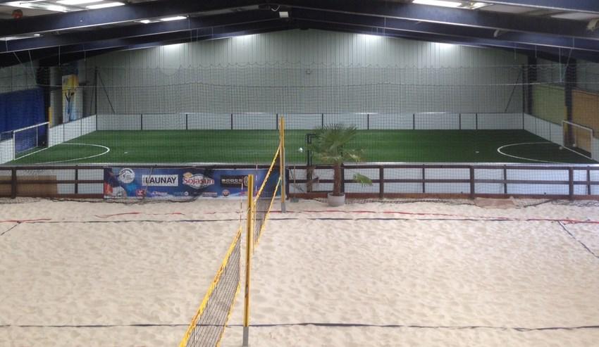 Capmultisports complexe sportif indoor Rennes La Mézière