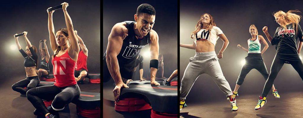 Capmultisports réservation cours de fitness